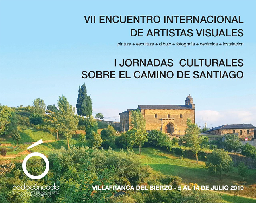 Foto de Villafranca, en el Camino del arte