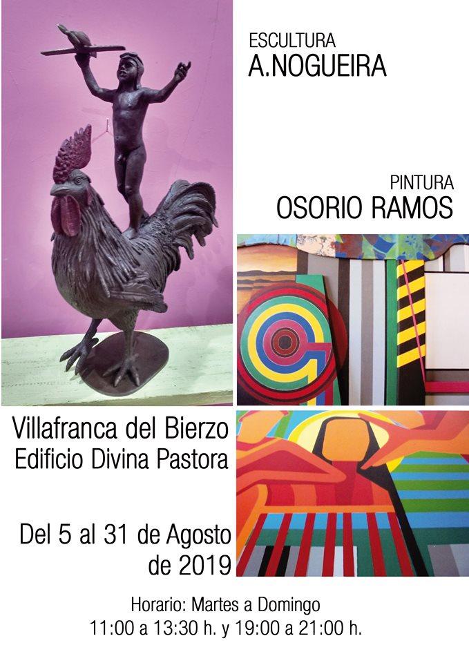 Foto de Exposición de Escultura y Pintura