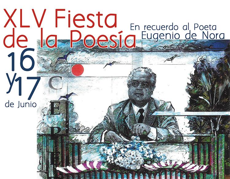 Foto de La Fiesta de la Poesía de Villafranca homenajea este año al poeta cepedano Eugenio de Nora