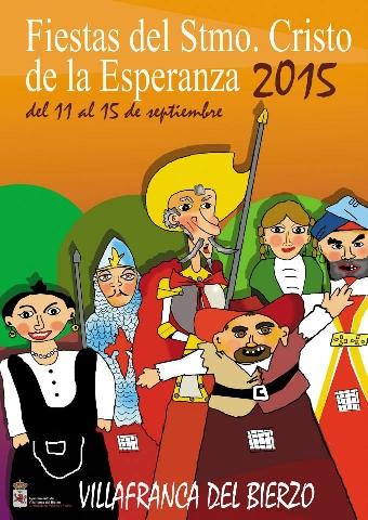 Foto de Concurso de carteles para las fiestas del Stmo. Cristo de la Esperanza 2016