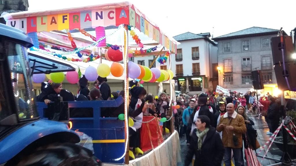 Foto de Carnaval en Villafranca del Bierzo