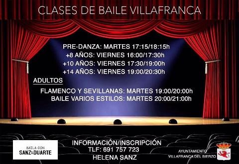 Foto de Clases de Baile en Villafranca del Bierzo