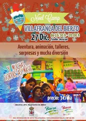 Foto de Villafranca abre hoy su Noel Camp 2016