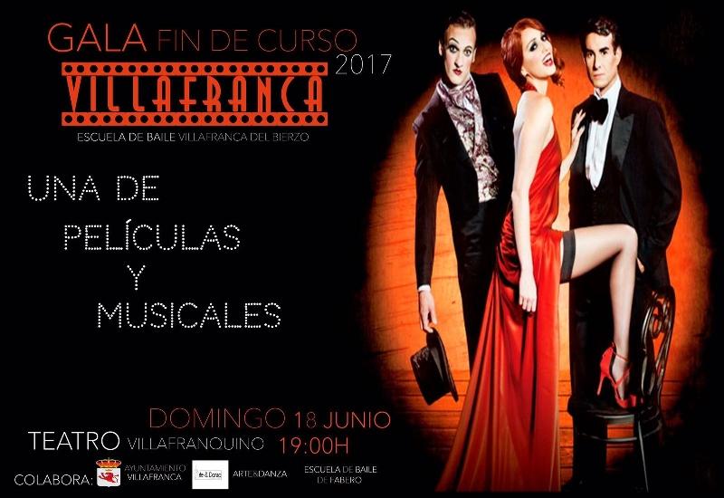 Foto de Gala Fin de Curso de la Escuela de Baile Villafranca del Bierzo