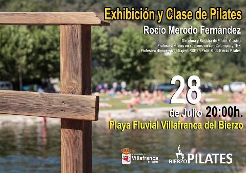 Foto de Exhibición y Clase de Pilates