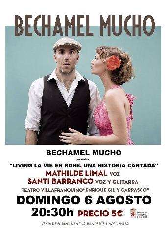Foto de Concierto en el Teatro Villafranquino