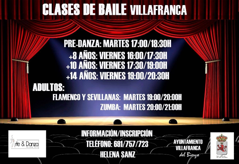 Foto de Clases de Baile Villafranca