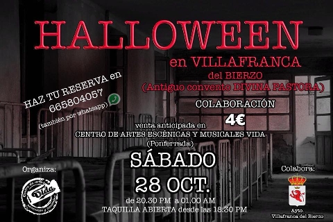 Foto de Halloween en Villafranca del Bierzo