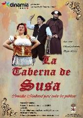 Foto de Comedia Medieval en el Teatro Villafranquino