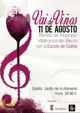 Foto de VaideViños, ronda de vinos por Villafranca de Bierzo