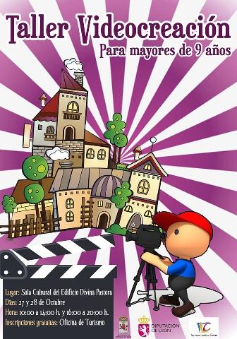 Foto de Taller de Videocreación