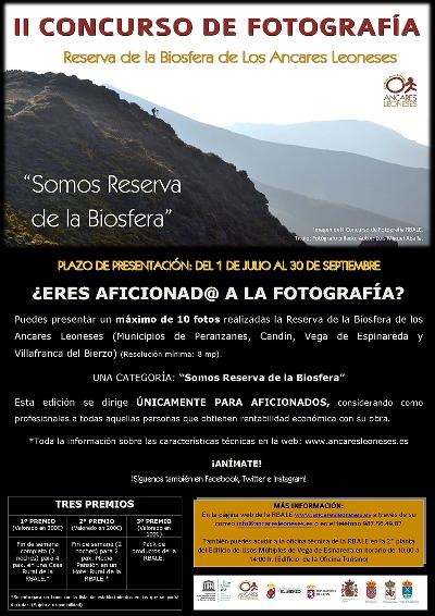Foto de II Concurso de Fotografía de la RBALE: