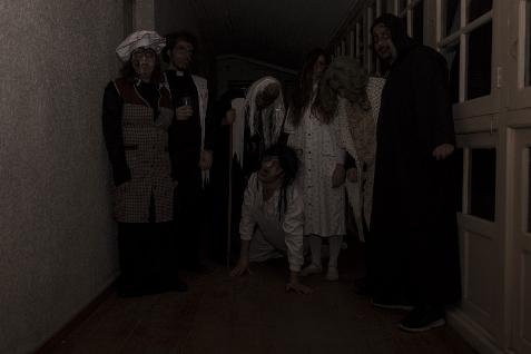 Foto de Halloween en Villafranca del Bierzo, una versión de la noche de los muertos con mucha VIDA