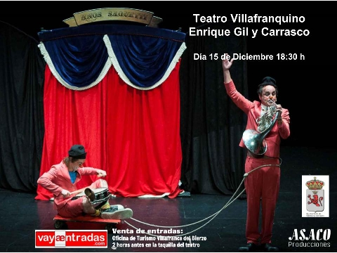 Foto de Risas en el Teatro Villafranquino