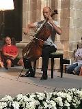 Foto de Comienza el curso de composición en Villafranca del Bierzo y continúan los conciertos del Festival