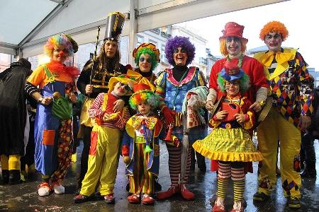 Foto de Villafranca concita al esp�ritu de Don Carnaval para una multitudinaria �juntanza�