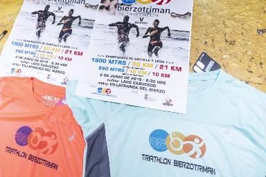 Foto de Bierzo Triman reunirá a más de 450 atletas que recorrerán el Bierzo desde el Lago de Carucedo hasta Villafranca