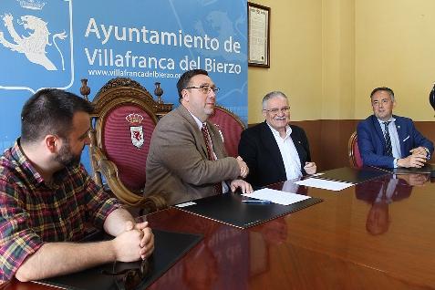 Foto de Villafranca del Bierzo acogerá el fallo del Premio de la Crítica en abril de 2019