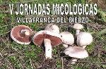 Foto de V Jornadas Micológicas en Villafranca del Bierzo.