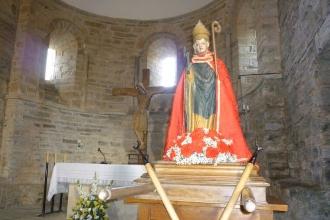 Foto de Villafranca rinde culto a San Blas