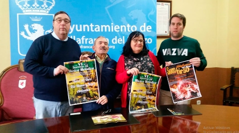 Foto de El popular grupo gallego Amizades, plato fuerte del Festival de Música Melódica de Villafranca