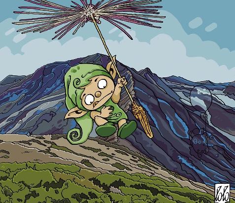 Foto de Presentación del libro infantil del duende Xardón